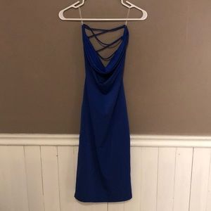 M Boutique Silk Dress